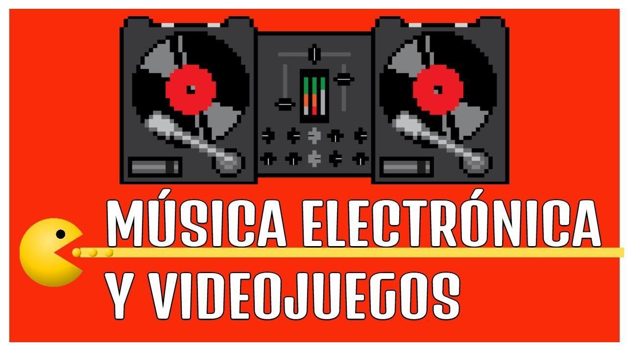 Música electrónica y videojuegos