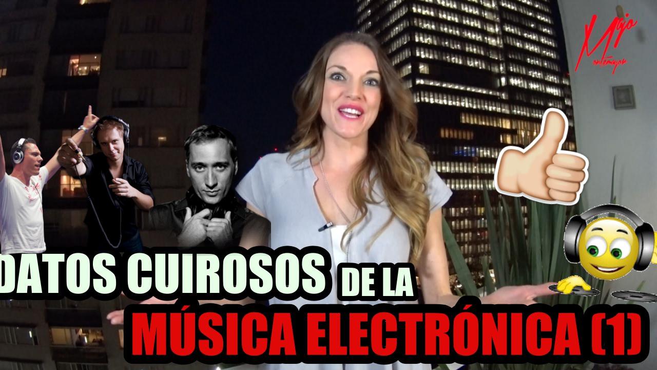 Datos Curiosos de la música electrónica