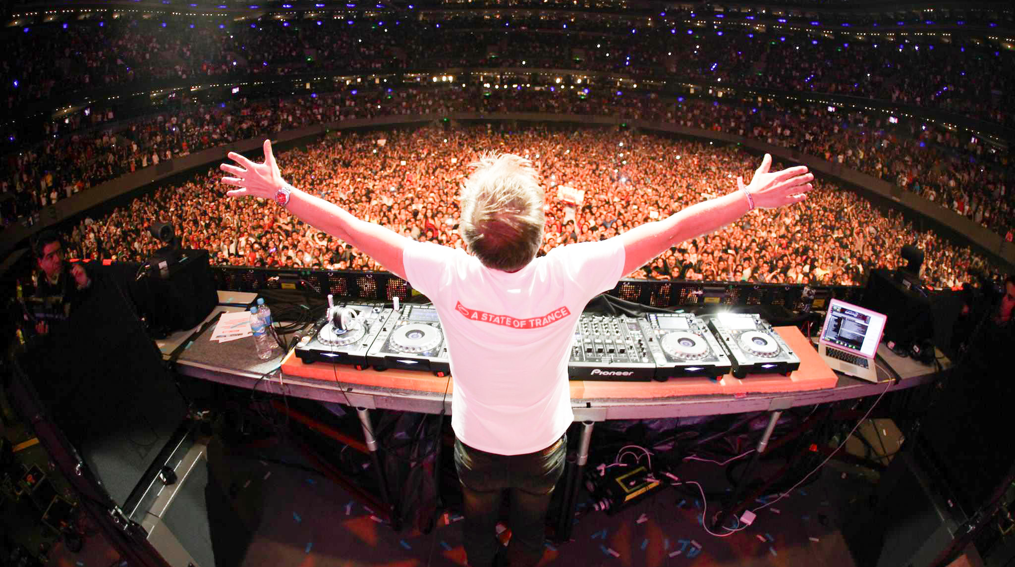 A State Of Trance México