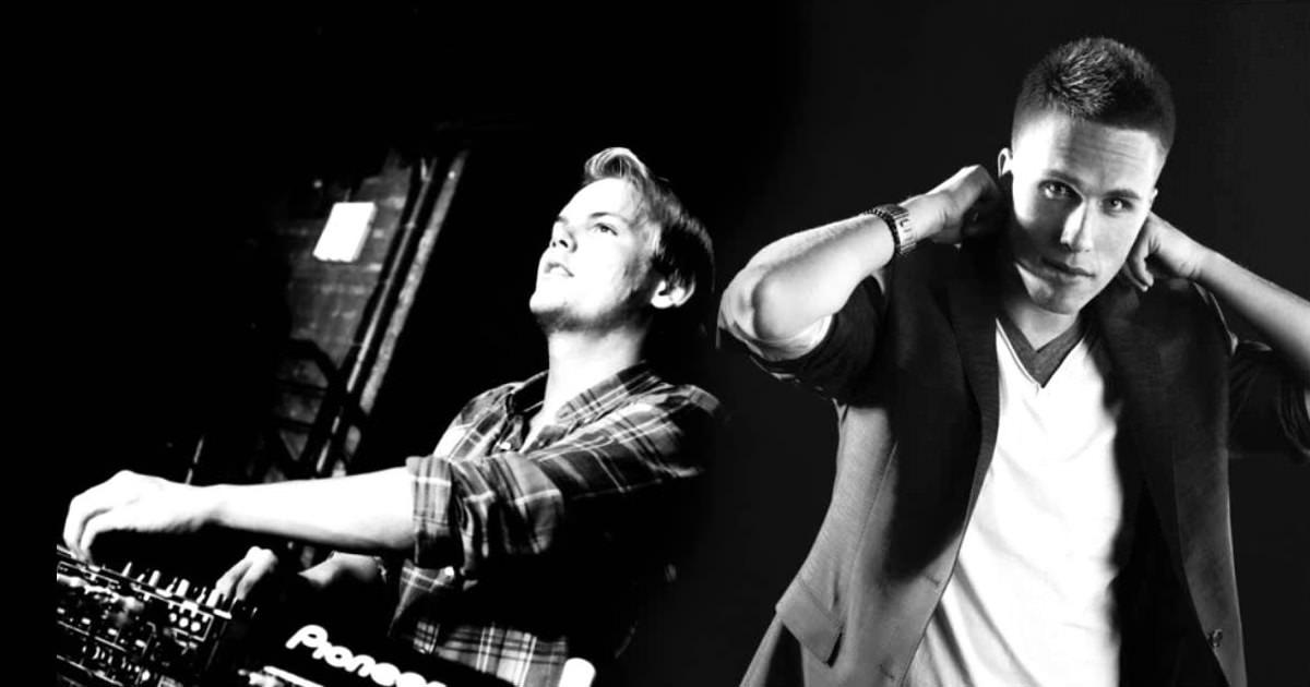 Avicii y Nicky Romero anuncian nueva colaboración