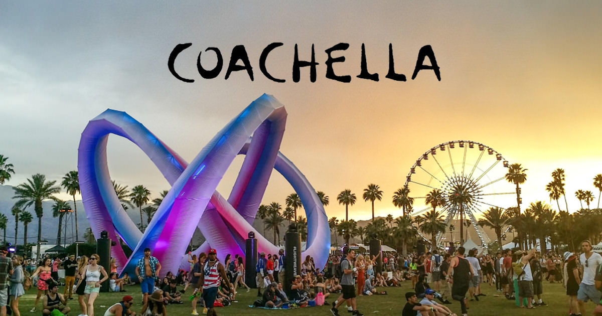 La música electrónica en Coachella 2018