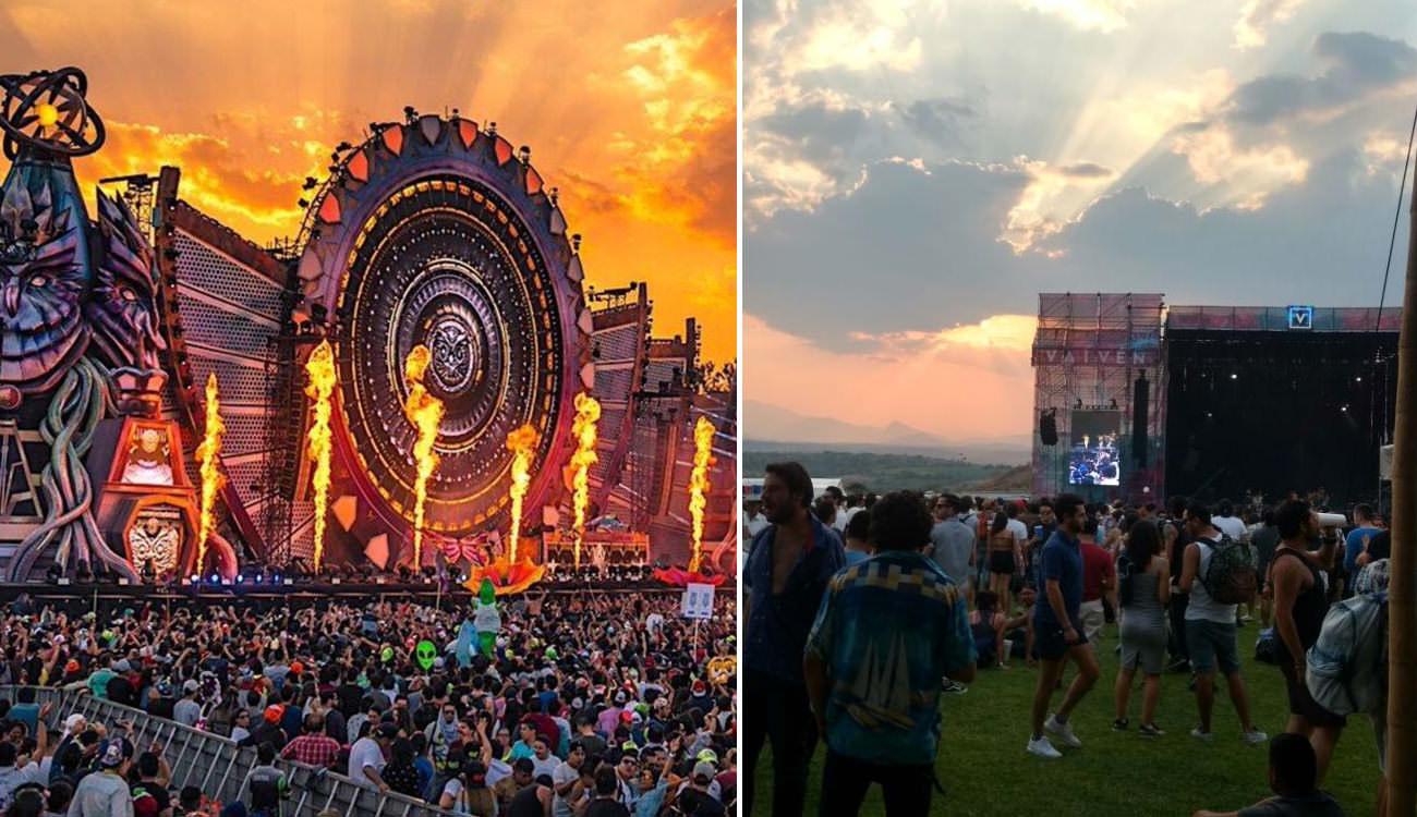 ¿Qué es mejor? Un festival de música o una presentación pequeña