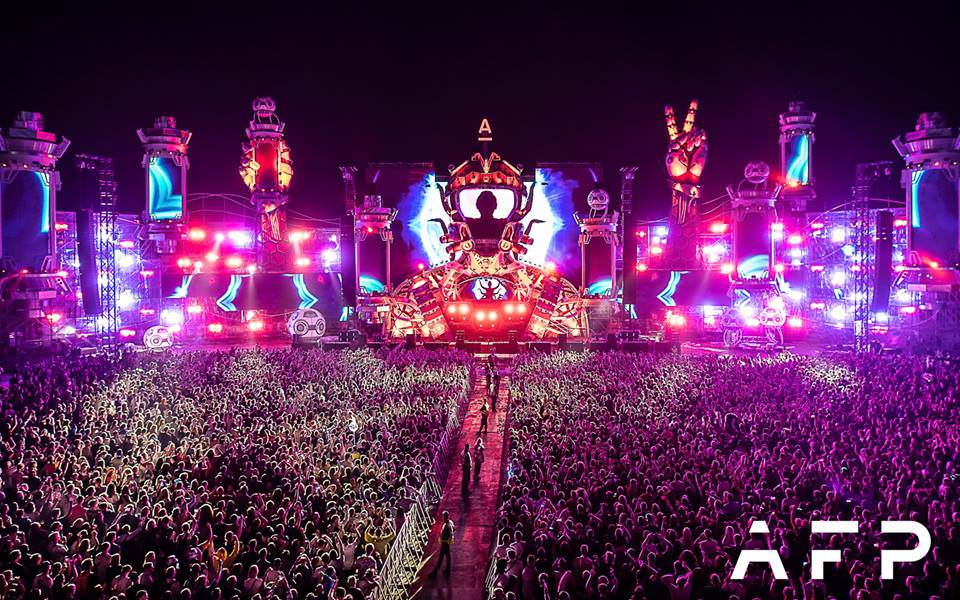 Impresionante mainstage en Alfa Future People 2018