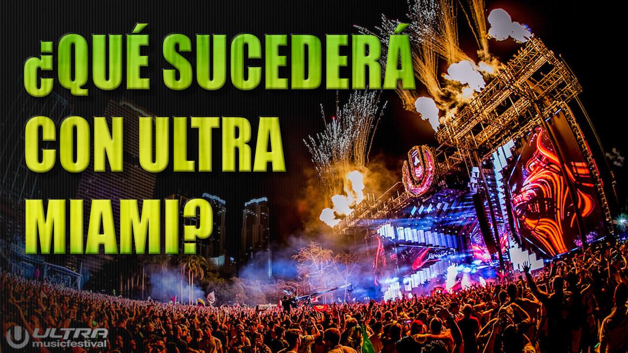 ¿Qué sucederá con Ultra Miami?