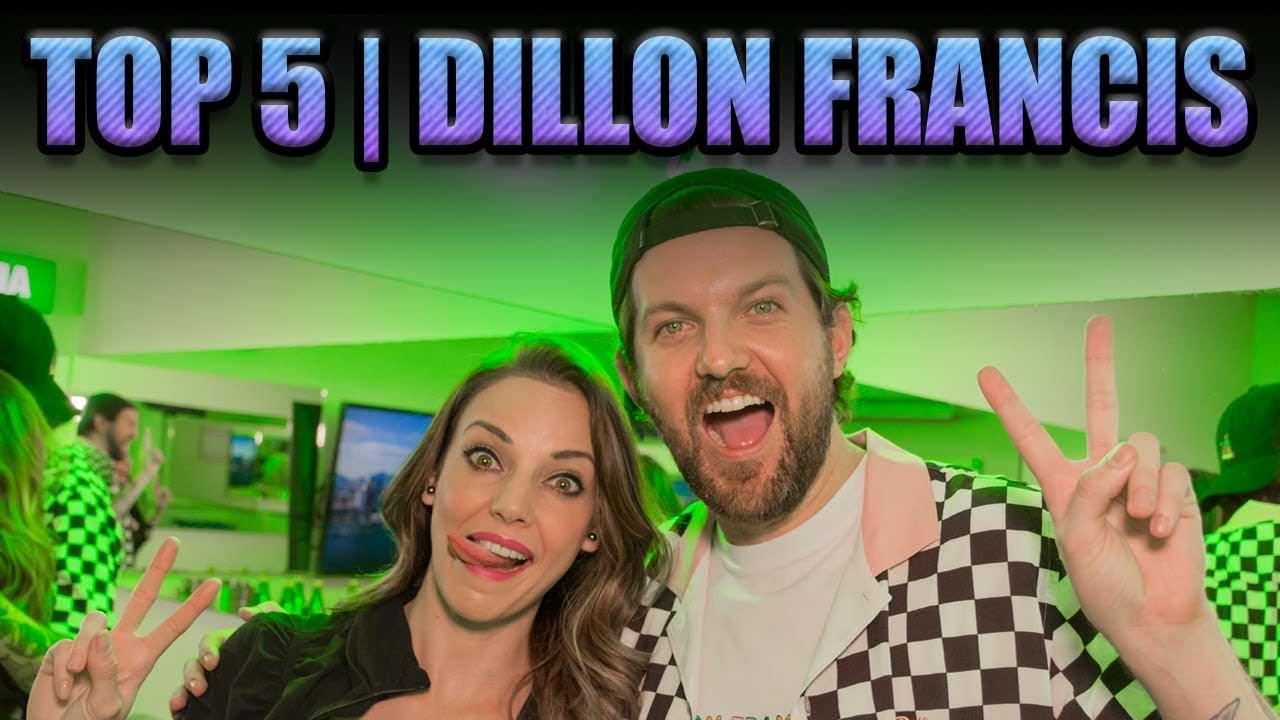 LOS GUSTOS CULPOSOS DE DILLON FRANCIS   TOP 5