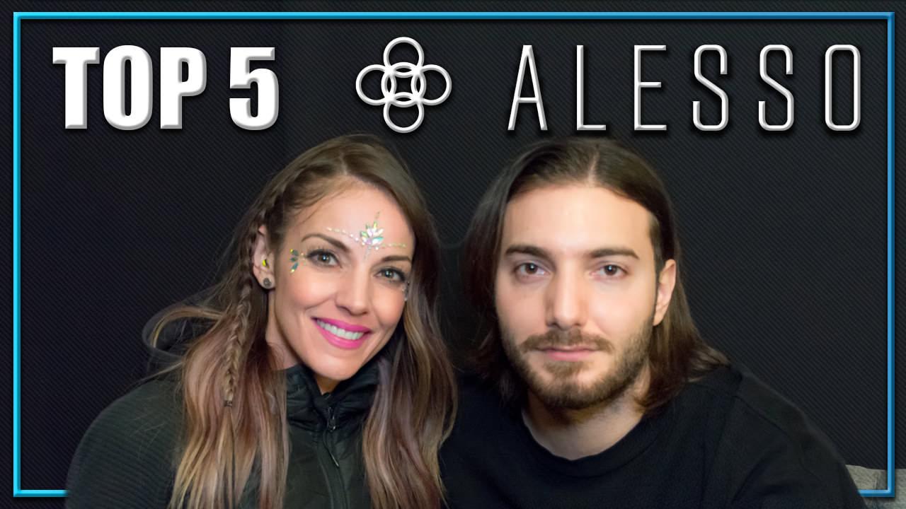 COSAS QUE ODIA ALESSO - TOP 5