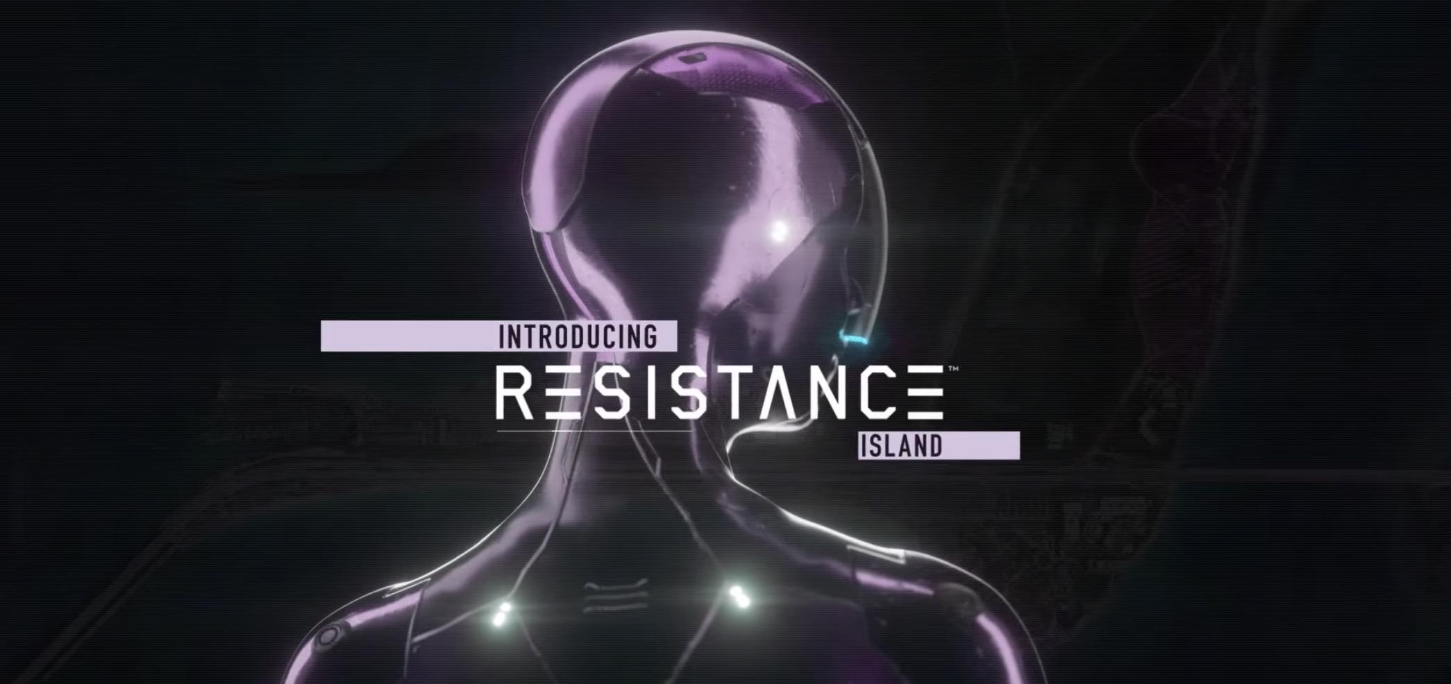 Resistance Island