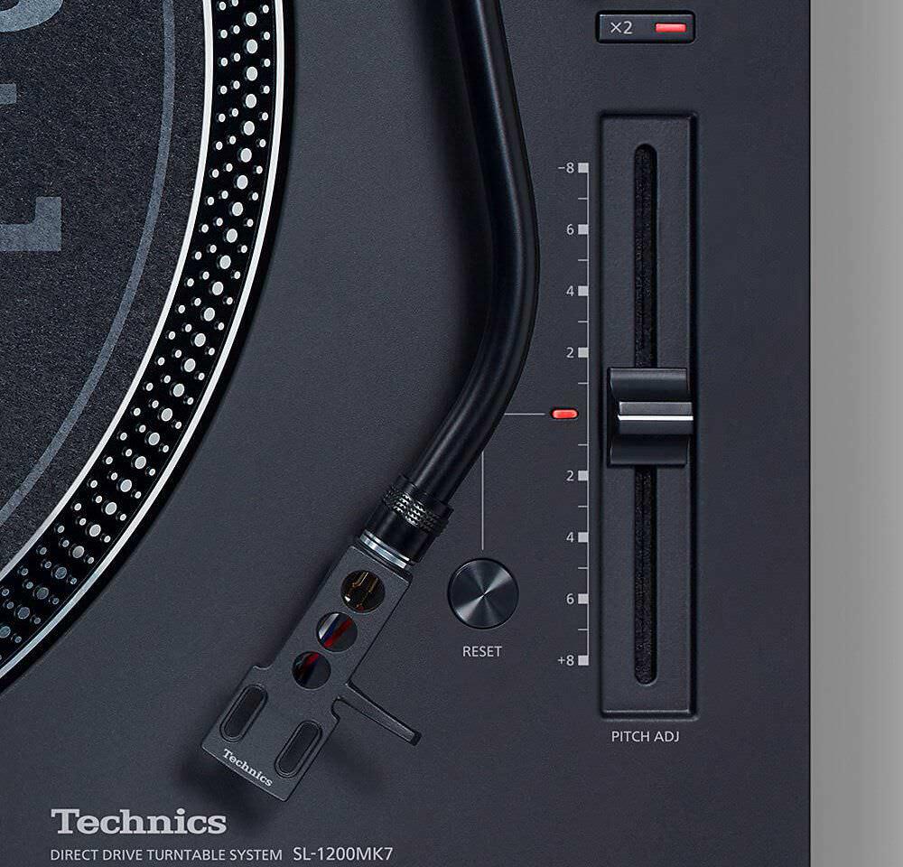 Technics 1200MK7