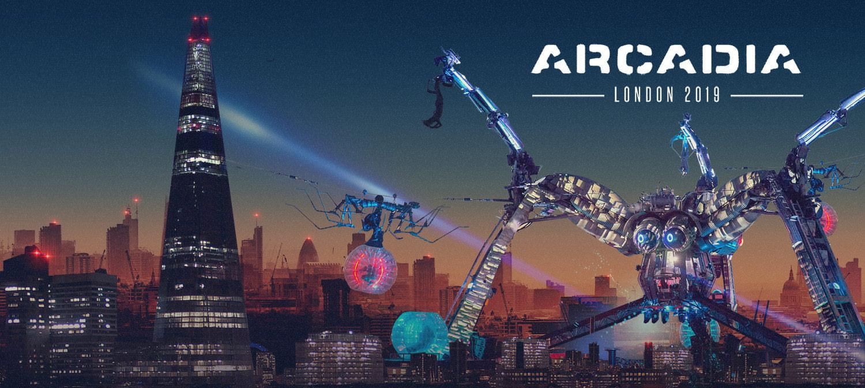 Arcadia Spider Ultra