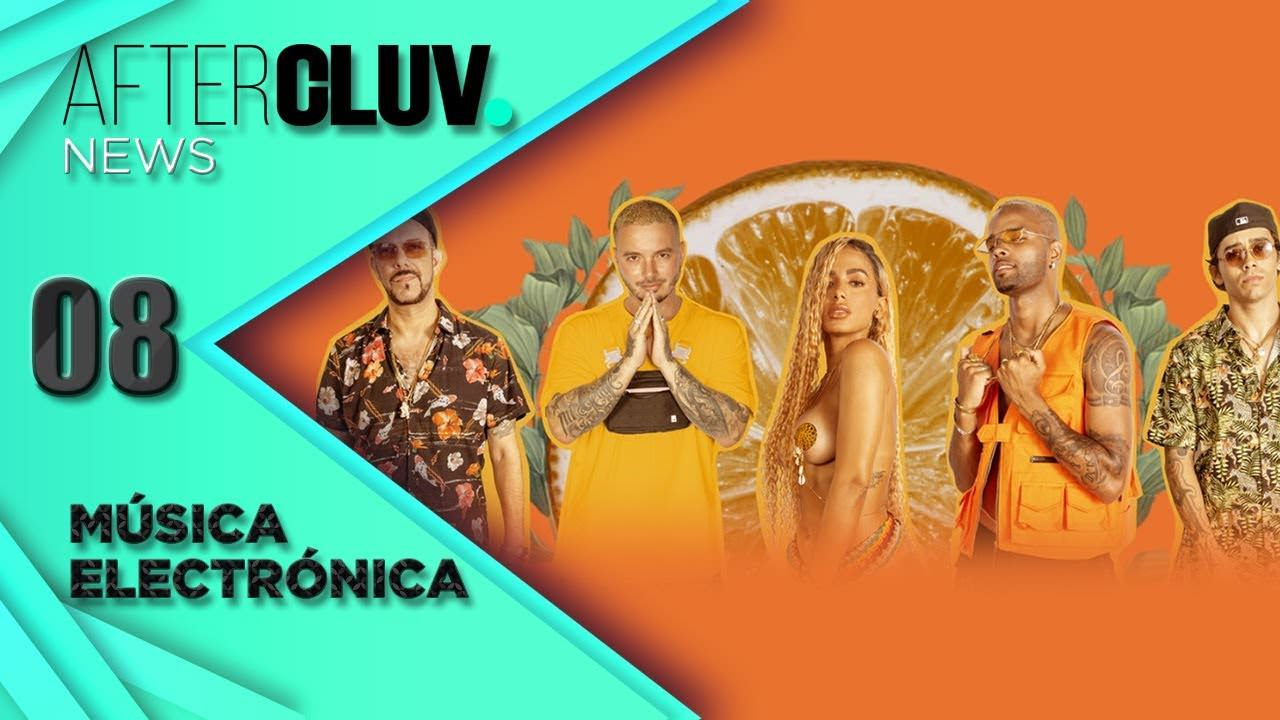 AFTERCLUV NEWS 08 - Noticias Música Dance-Electrónica -Febrero 27 2019