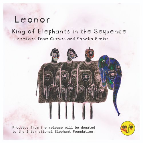 Leonor King Of Elephants In The Sequence