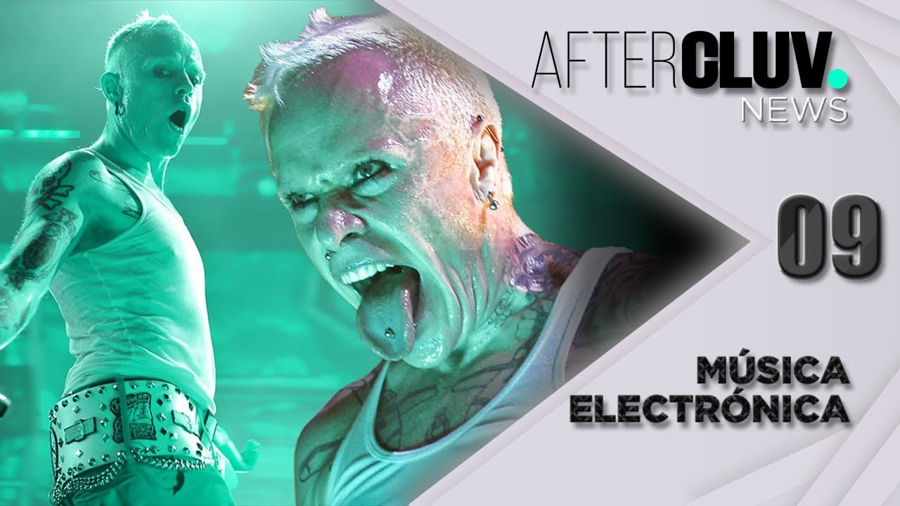 AFTERCLUV NEWS 09 | Noticias de Hoy Música Dance-Electrónica |Marzo 6 2019