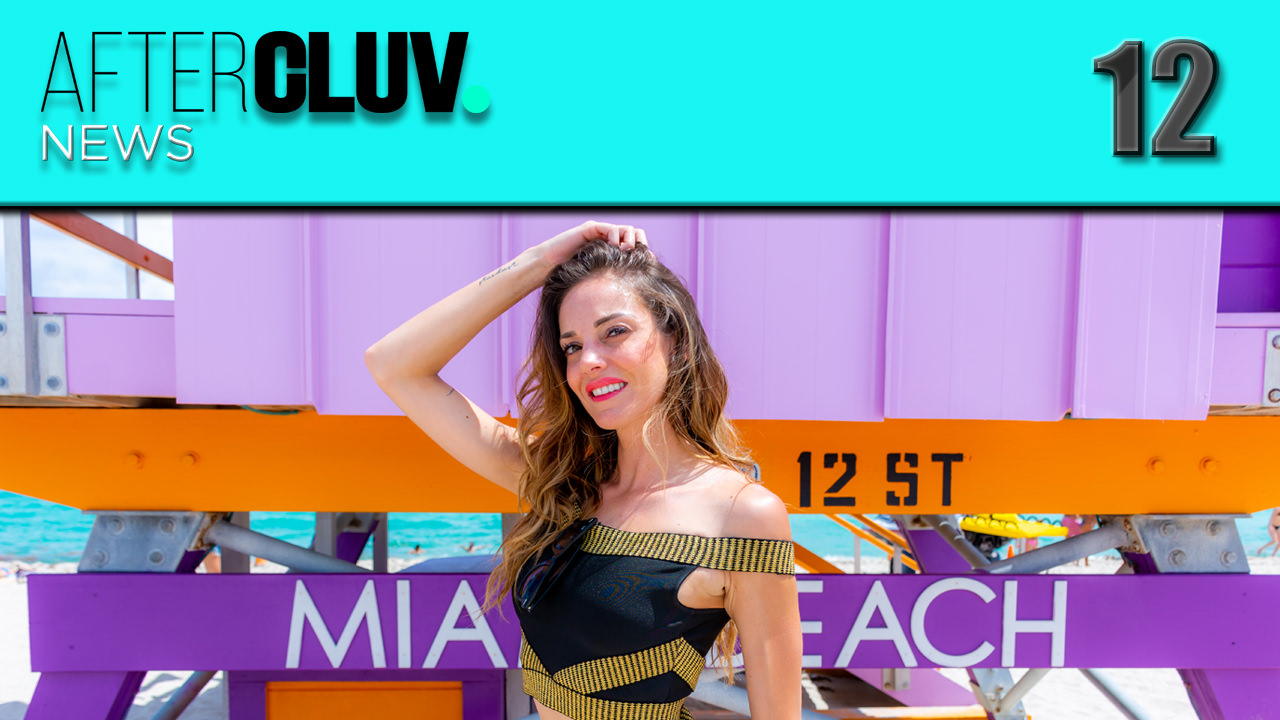 NOTICIAS DE HOY MUSICA DANCE ELECTRONICA | AFTERCLUV NEWS 12 | Marzo 27