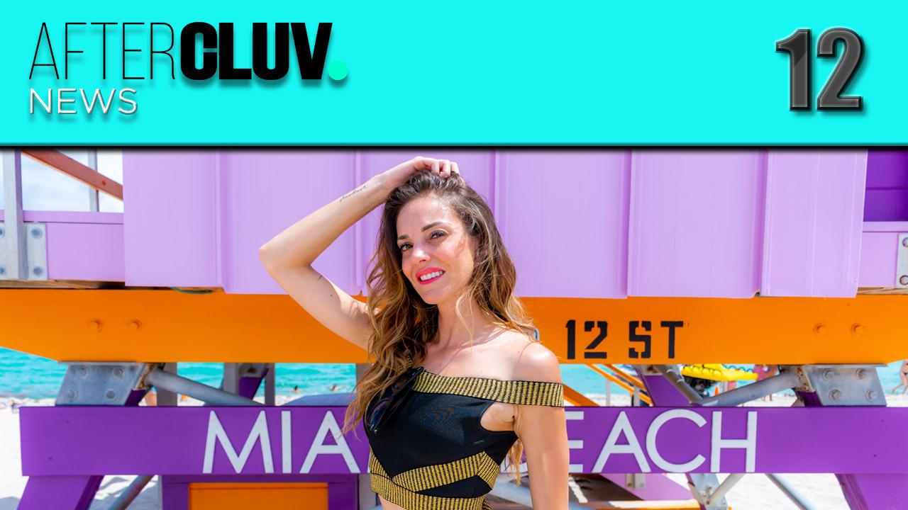 NOTICIAS DE HOY MUSICA DANCE ELECTRONICA | AFTERCLUV NEWS 12 |Marzo 27