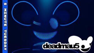 Deadmau5 asegura que los DJs desaparecerán | 5 MINUTE TUESDAY