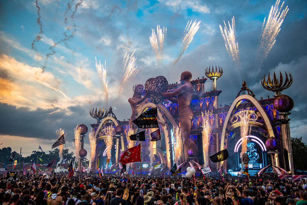 EDC Orlando 2019 Kinetic Love