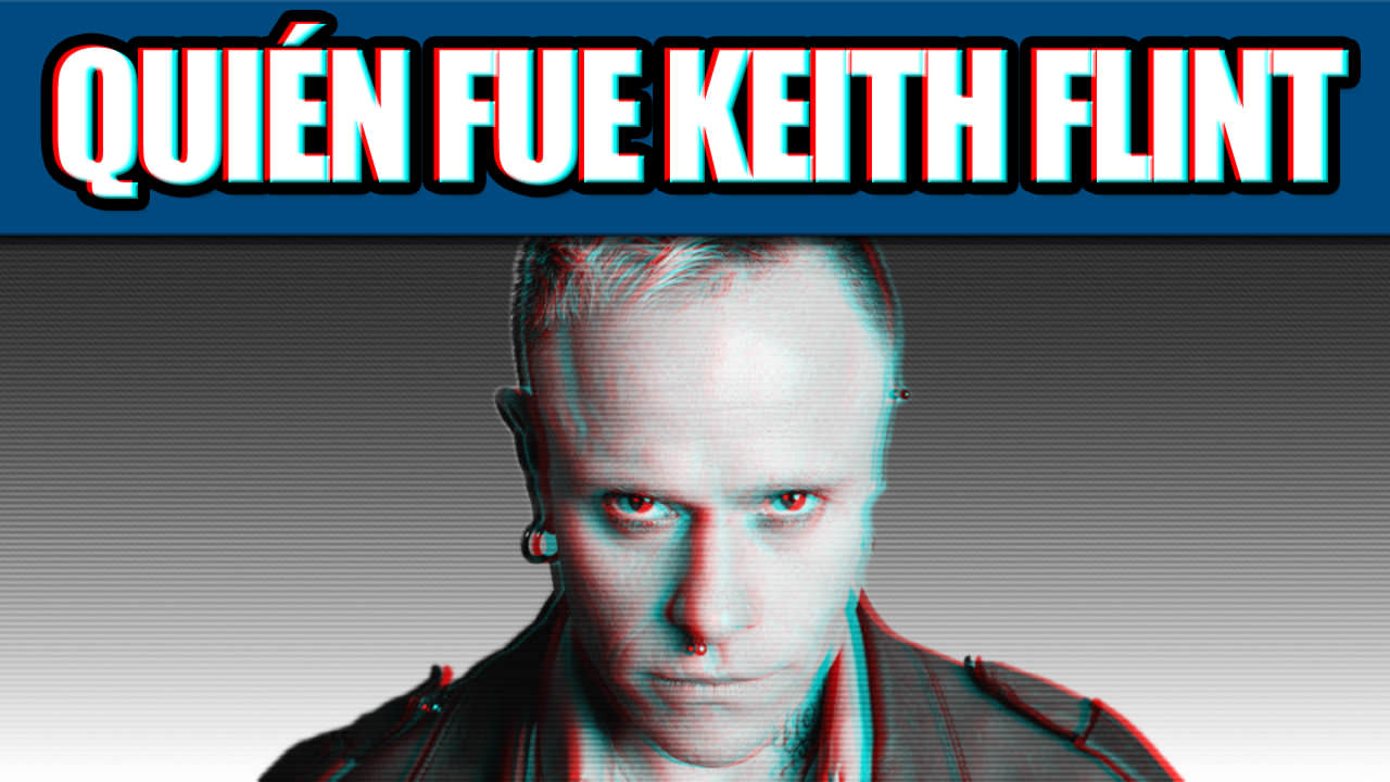 QUIÉN FUE KEITH FLINT - THE PRODIGY | 5 MINUTE TUESDAY
