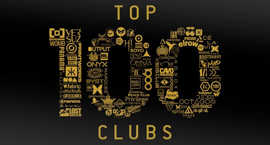 Top 100 clubes DJ Mag