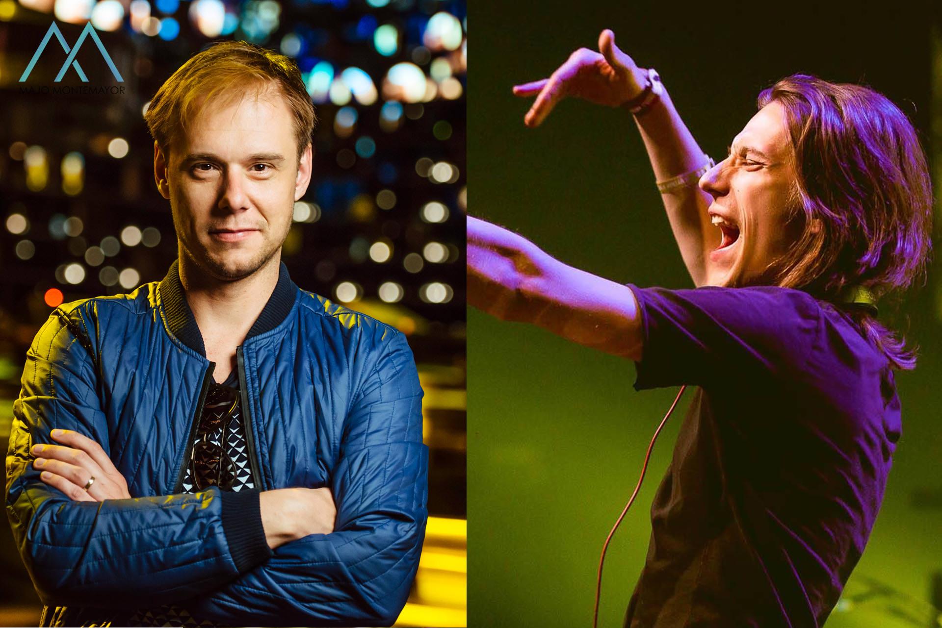Armin van Buuren y Shapov lanzan Trilogy