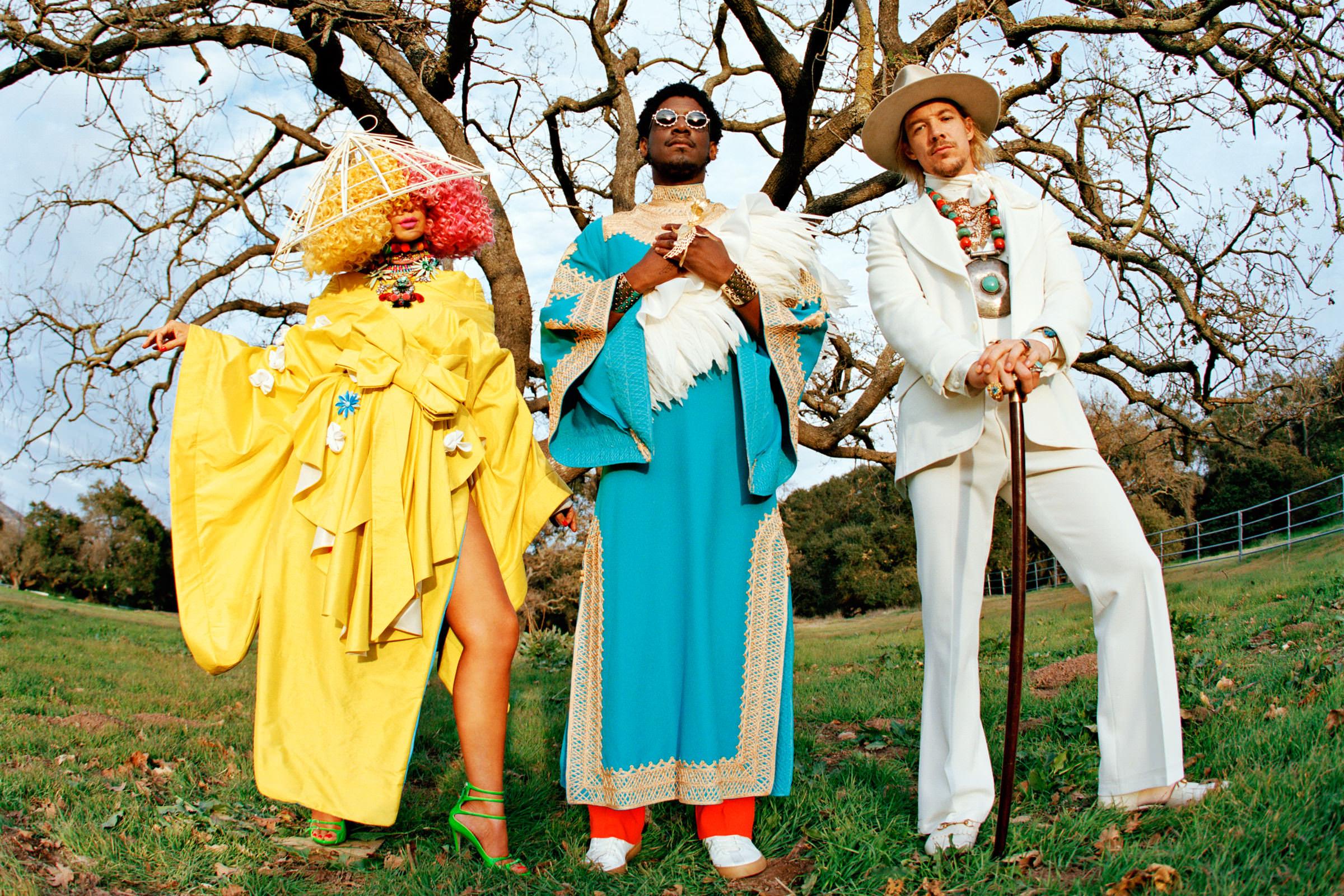 Labrinth, Sia, Diplo presents LSD