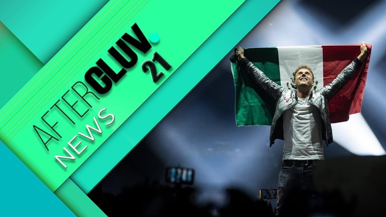 ASOT 900 EN MÉXICO | AFTERCLUV NEWS 021 | Noticias Música Electrónica