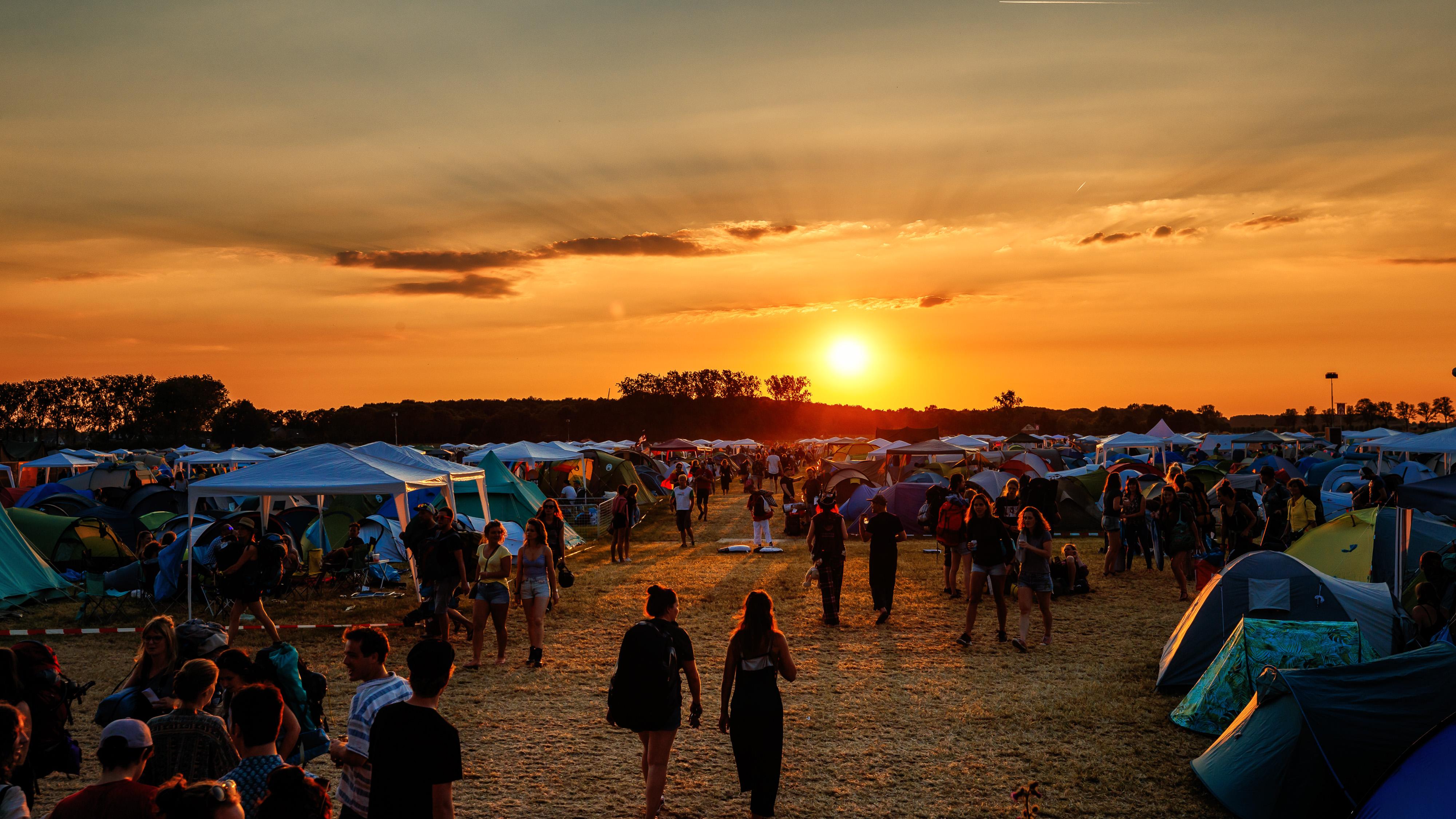 Festivales en Europa
