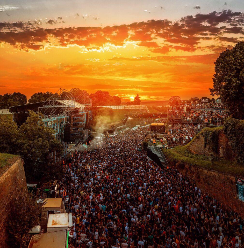 EXIT Festival SUNRISE 2018