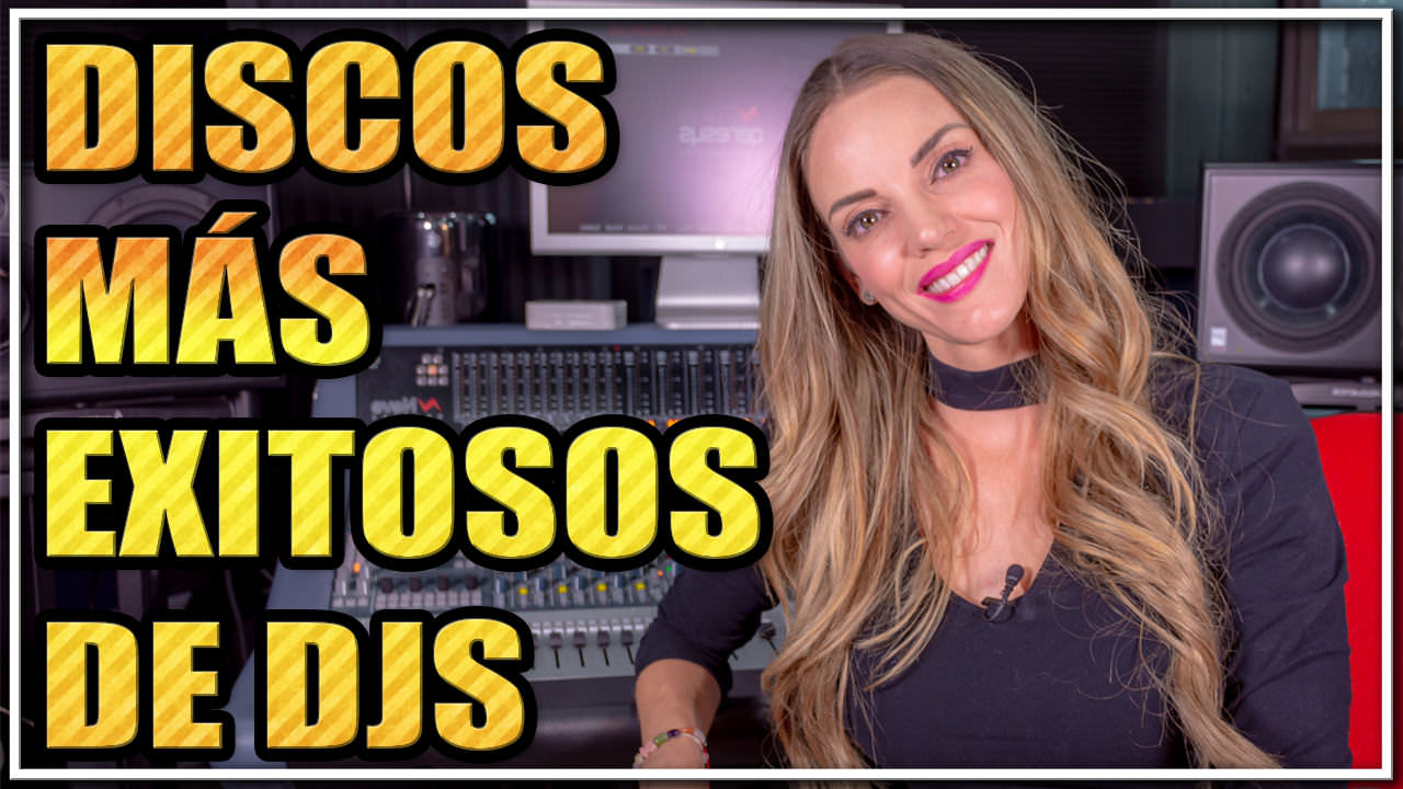 LOS DISCOS MÁS EXITOSOS DE LOS DJS   SEMANA MÚSICA ELECTRÓNICA G MARTELL