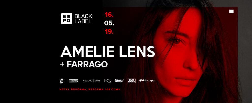 Amelie Lens en México