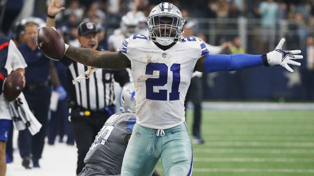 Ezekiel Elliott Dallas Cowboys