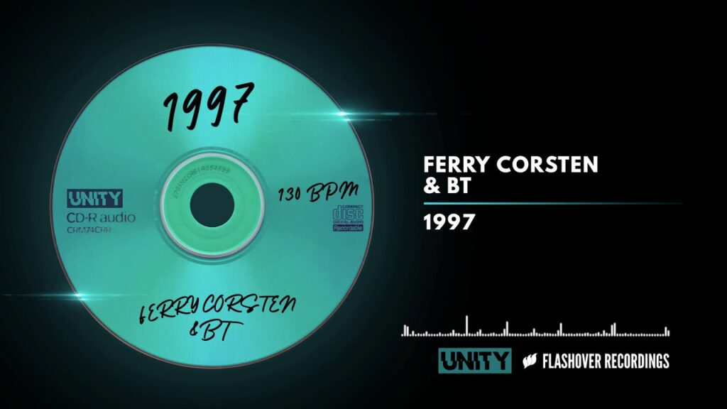 1997 Unity Ferry Corsten BT