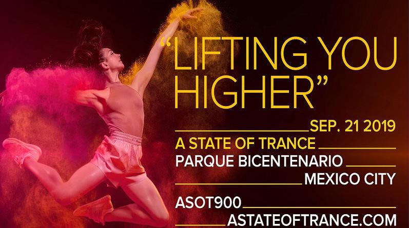 A State Of Trance México (ASOT) 2019
