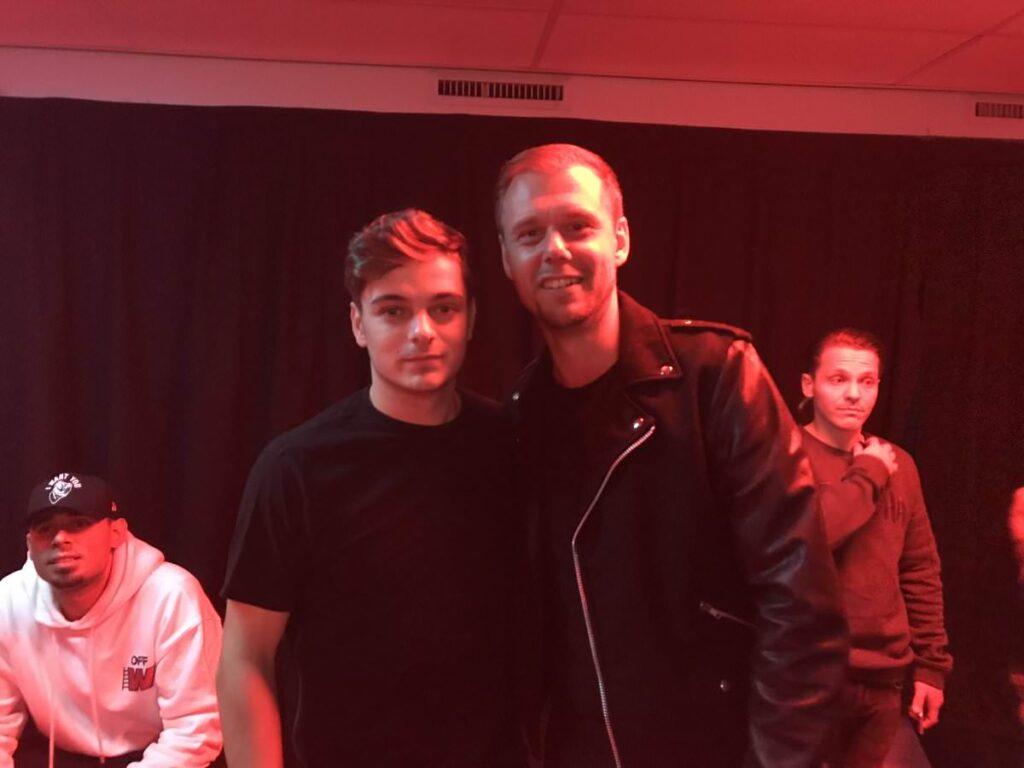 Armin van Buuren Martin Garrix