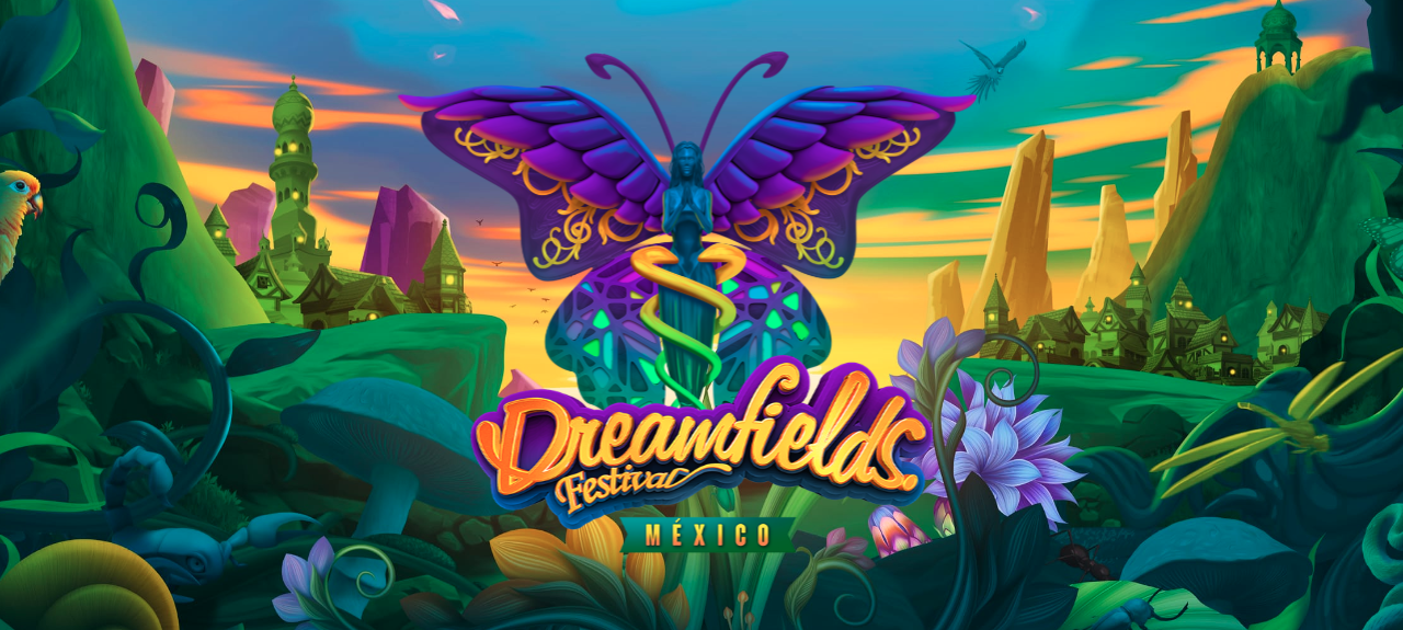 Dreamfields México 2019