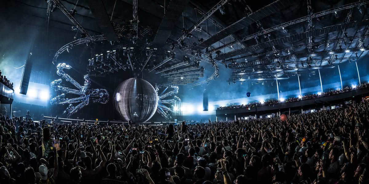Tomorrowland cancela el show EPIC 6.0 Holosophere de Eric Prydz