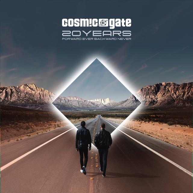 Cosmic Gate 20 years Forward Ever Backward Never