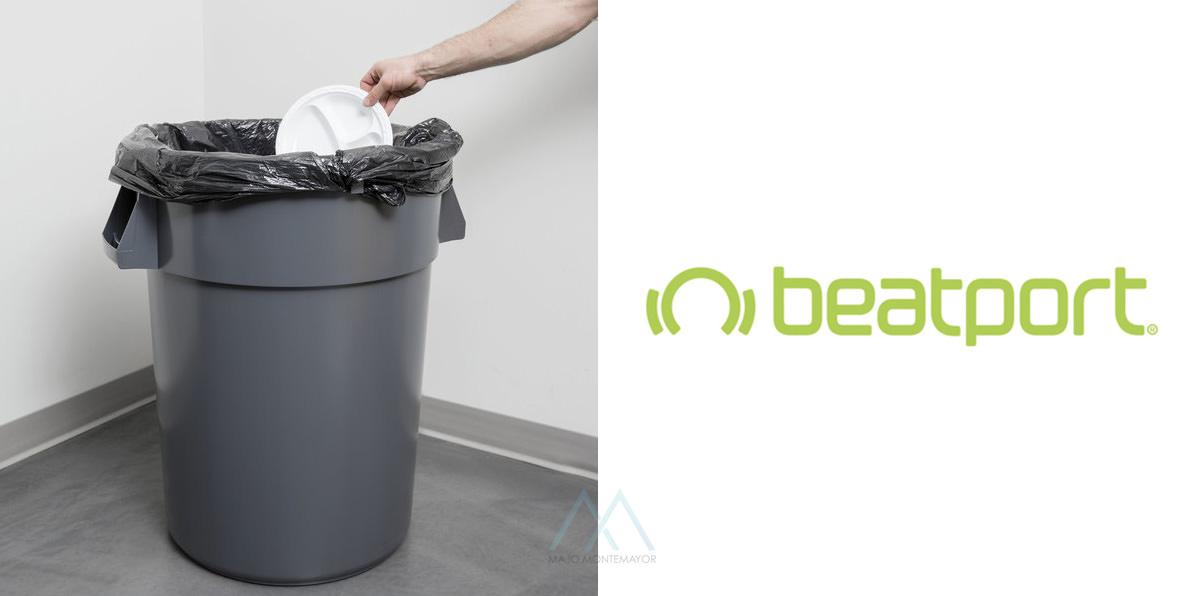 Beatport eliminará canciones