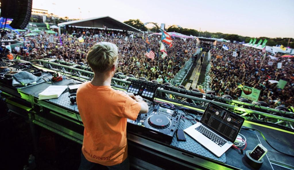 A-Trak con Serato DJ