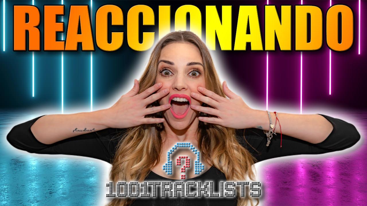 REACCIONANDO 101 PRODUCERS DE 1001 TRACKLISTS