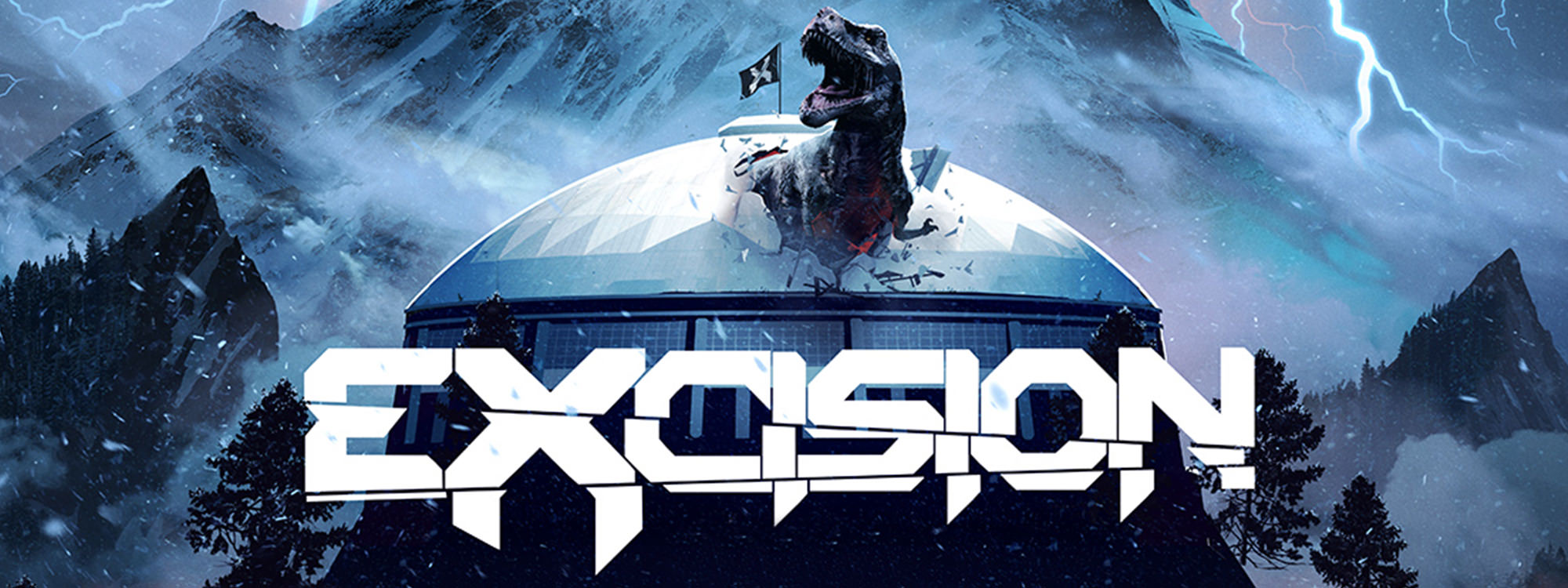 Excision en The Thunderdome