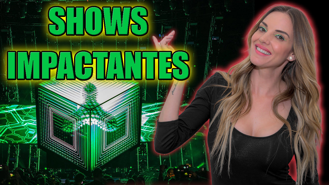 SHOWS IMPACTANTES DJS