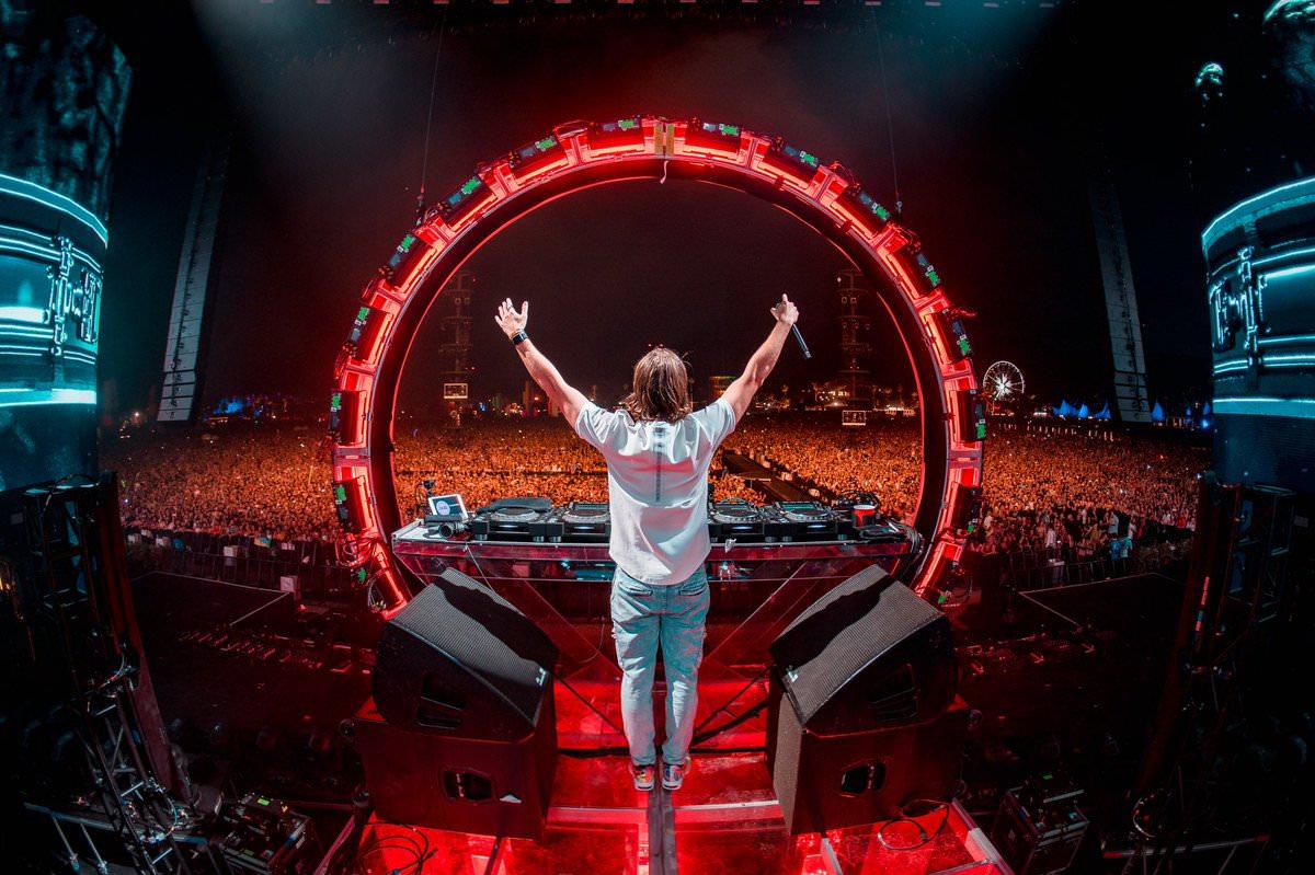 Zedd Coachella
