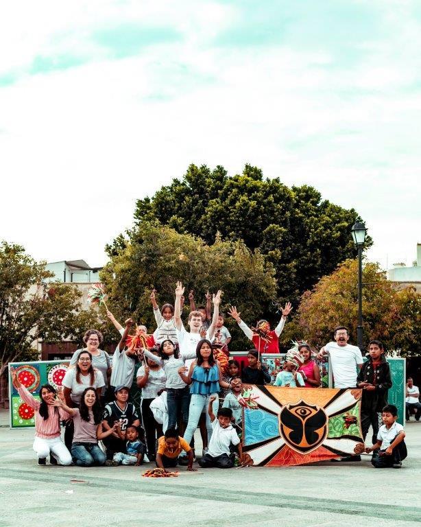 Lost Frequencies en Mobile School Querétaro
