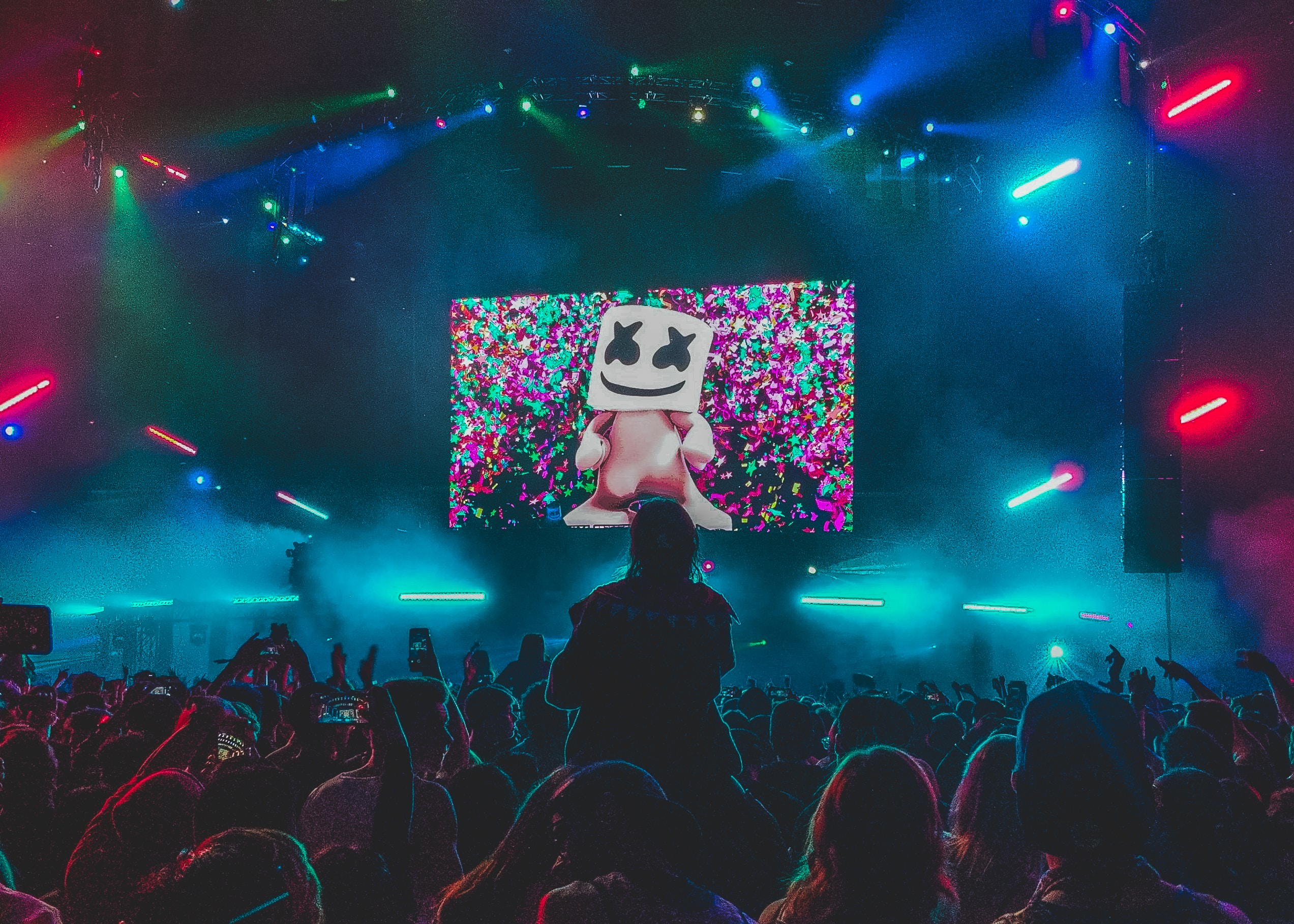 Billboard EDM Marshmello
