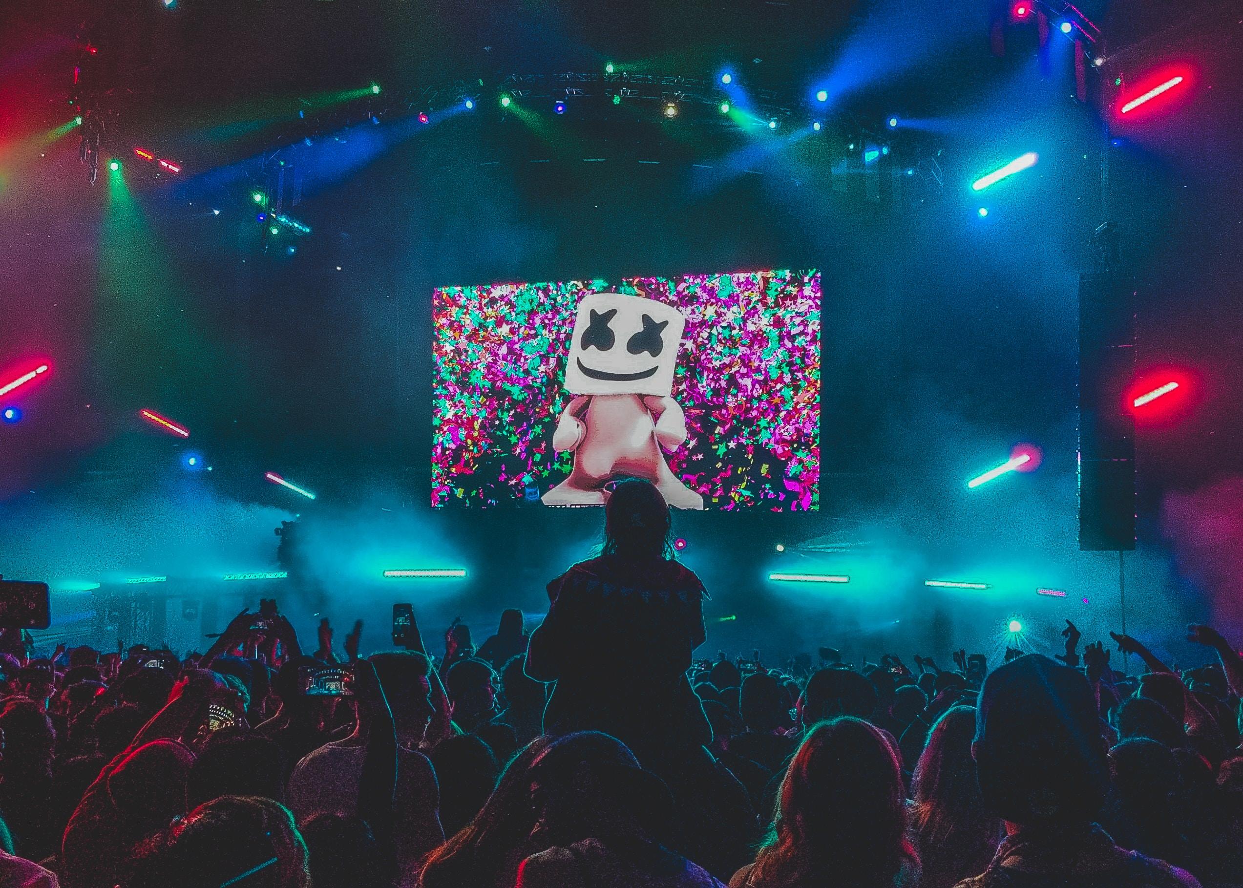 Billboard EDM Marshmello