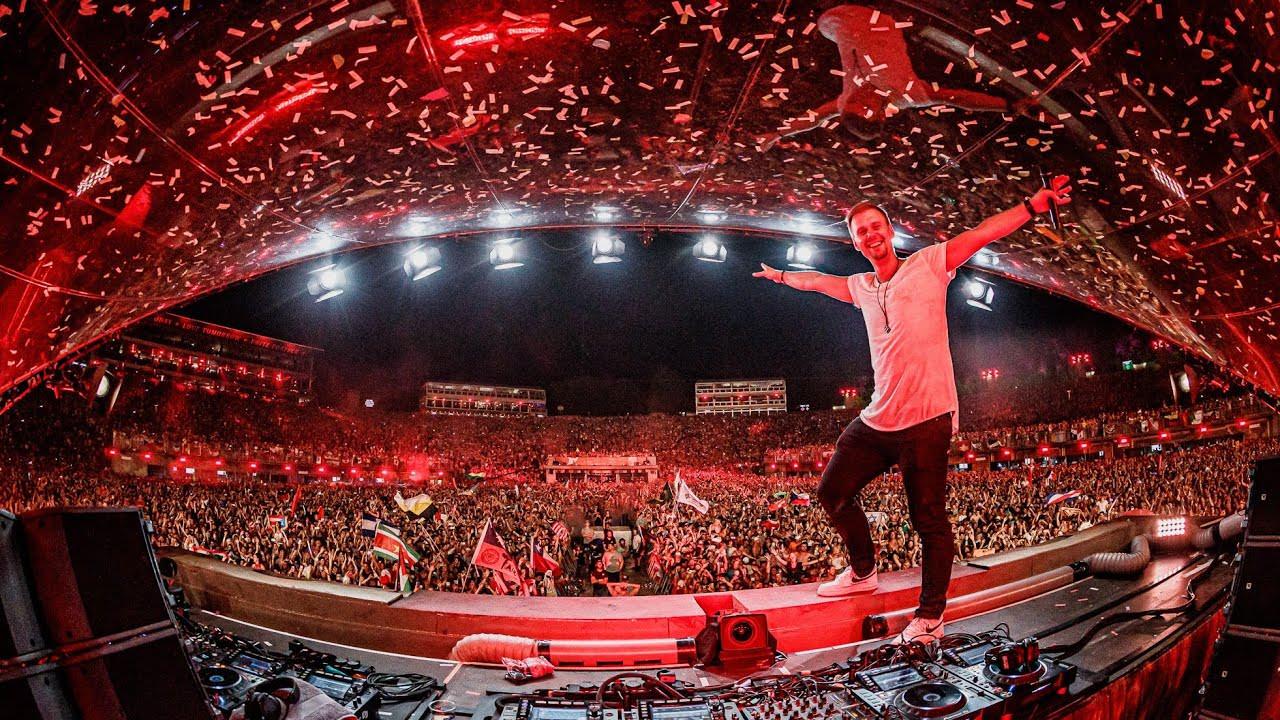 Armin van Buuren Tomorrowland 2019