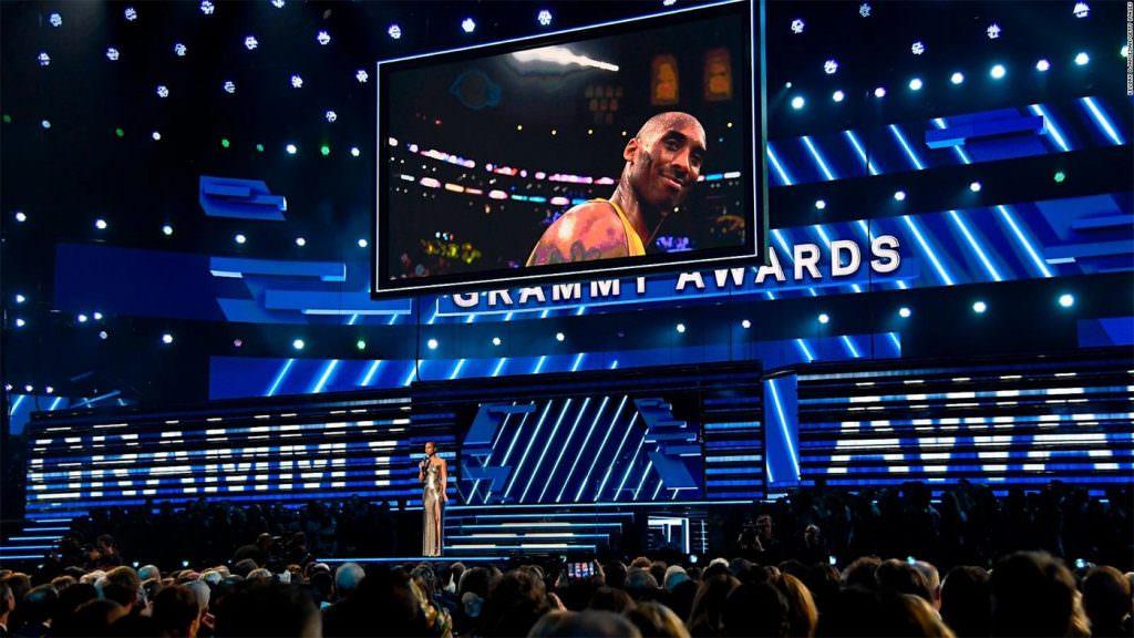 Kobe Bryant Grammy 2020