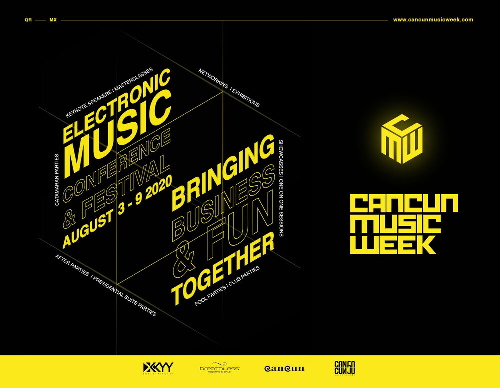 Cancun Music Week 2020