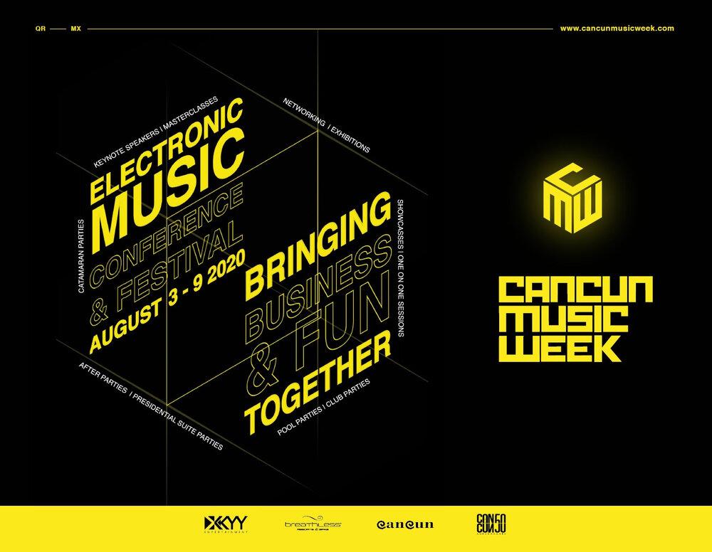 Cancun Music Week 2020