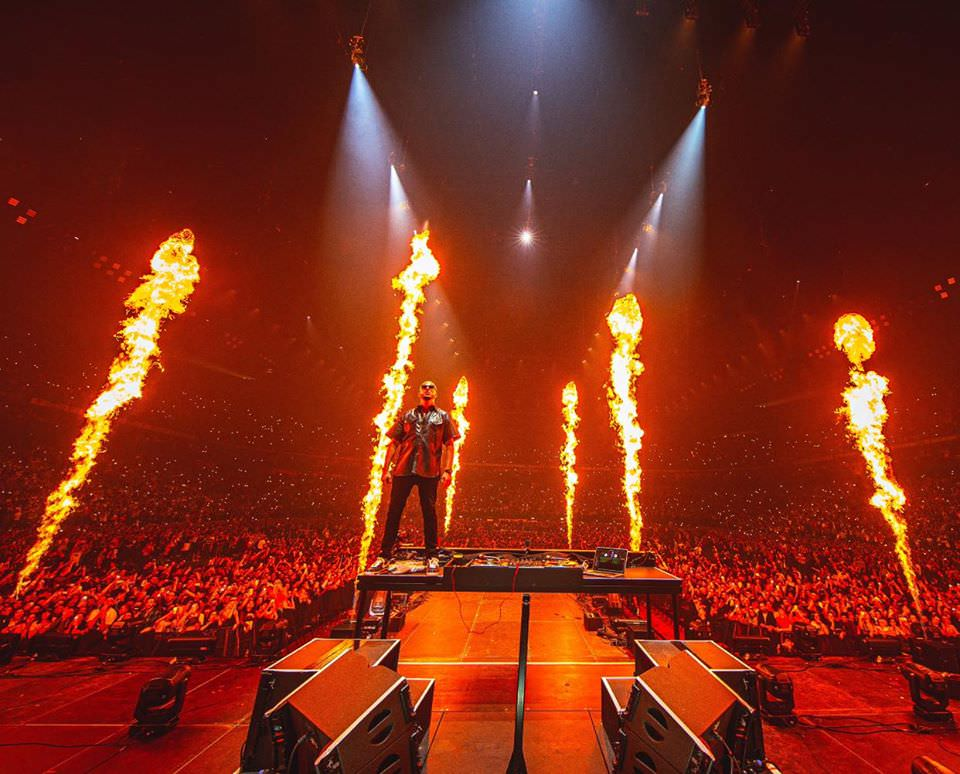 DJ Snake en Francia 2020